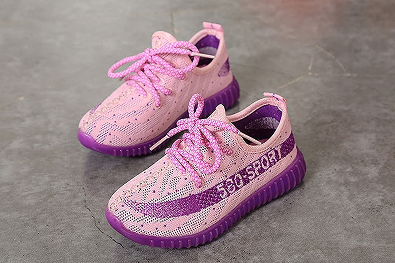 FG21ds21g Toddler Little Kids LED Light Up Shoes Luminous Sneakers Christmas Lighted Shoes Boy Girl
