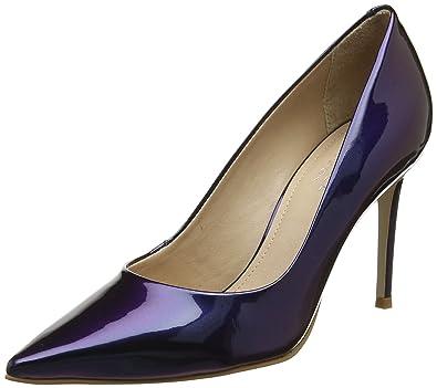 cb748acf4ef Carvela Women's Alison NP Closed-Toe Heels, Multicolour (Petrol), 5 ...