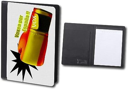 CARPETA ELEGANTE VOXEA POR ESPAÑA schoolar binder: Amazon.es: Oficina y papelería