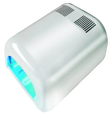 Jocca 6285 - Lámpara UV para secado de uñas, color blanco