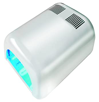 Jocca 6285 - Lámpara UV para secado de uñas, color blanco: Amazon.es: Salud y cuidado personal
