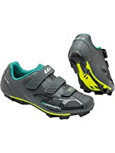 Louis Garneau - Women's Multi Air Flex Bike Shoes, Asphalt, 37