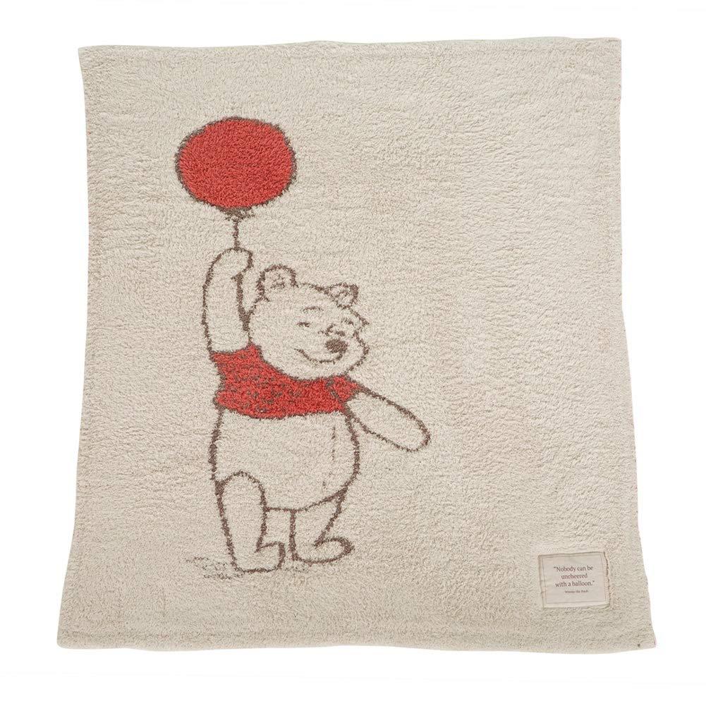 (ベアフットドリームス) Barefoot dreams Disney Winnie the Pooh Baby Blanket くまのプーさん ディズニー ブランケット ベビー 出産祝い ギフト (Almond Multi) [並行輸入品]   B07N1DHKLJ