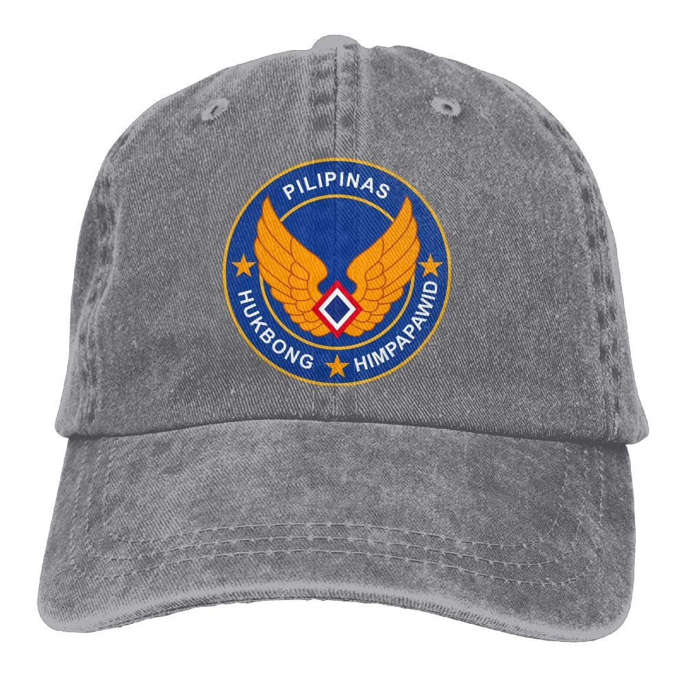 wuhgjkuo Philippine Air Force Dad Hat Trucker Hat Adjustable Baseball Cap