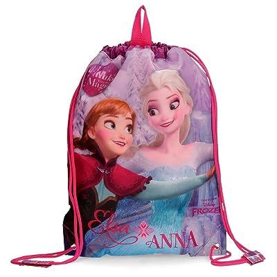 Mochila saco Frozen Magic: Equipaje