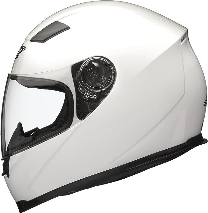 Shox Sniper Casque de Moto Solide