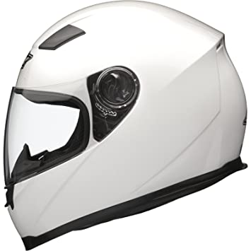 9e7f60f3 Shox Sniper Solid Motorcycle Helmet: Amazon.co.uk: Car & Motorbike