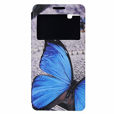 Amazon.com: Bairry BQ Aquaris M5 Flip Case, Convenient View ...