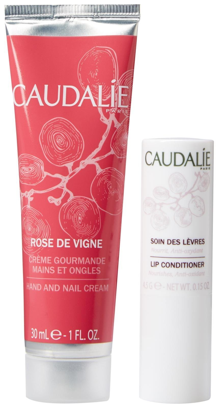 Caudalie Winter Duo Rose De Vigne Buy Online In Faroe Islands At Faroe Desertcart Com Productid 51116152