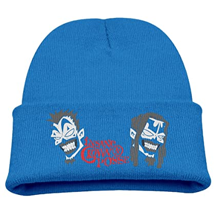 96ff19f97f5 Insane Clown Posse Warm Winter Hat Knit Beanie Skull Cap Cuff Beanie Hat  Winter Hats Girls