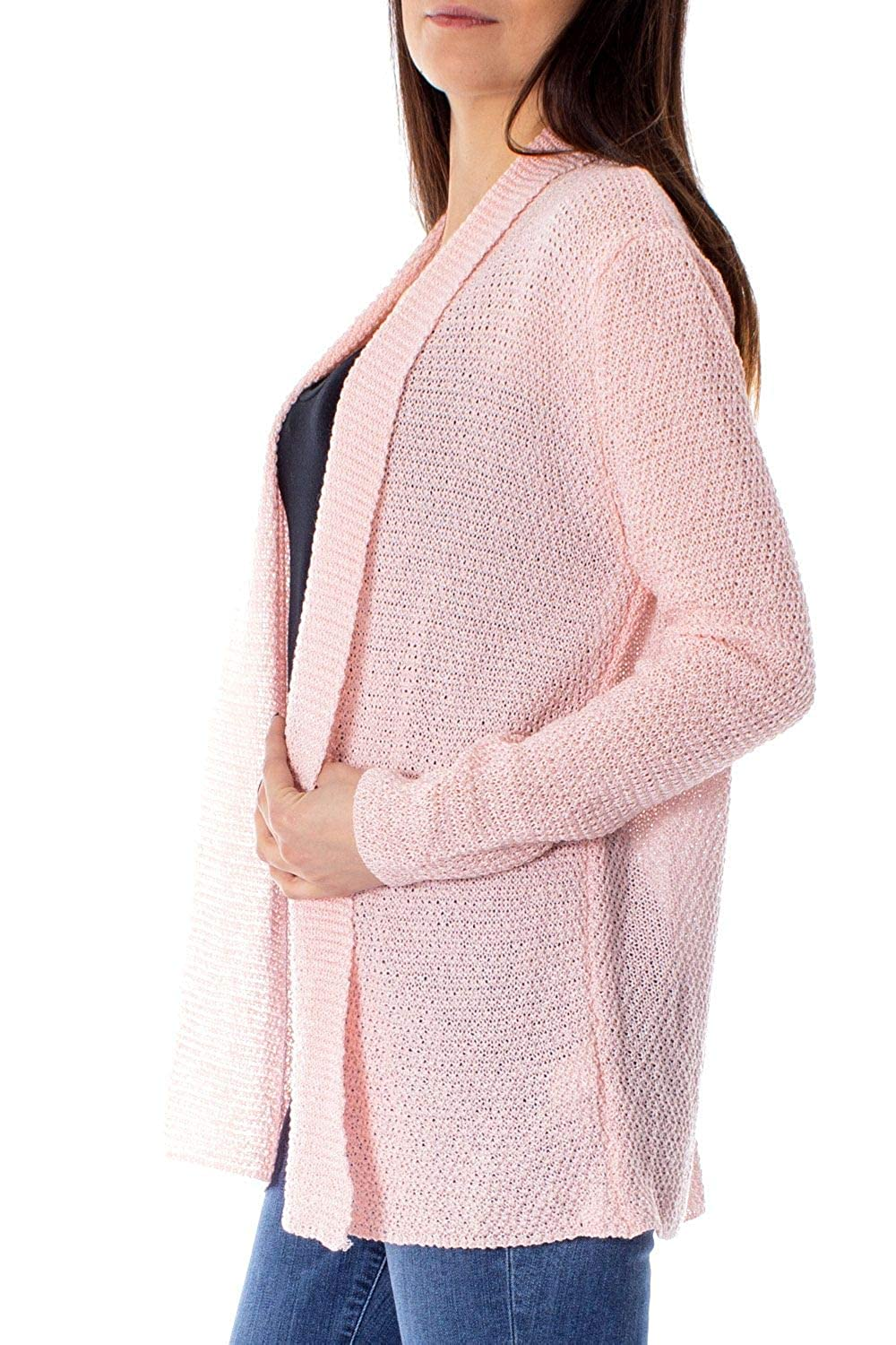 ONE.0 Luxury Fashion Womens OZ17PINK Pink Cardigan Season Outlet