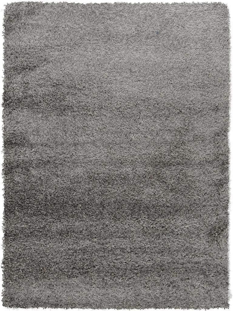 Benuta Shaggy Hochflor Teppich Sophie Grau 80x150 cm   Langflor Teppich für Schlafzimmer und Wohnzimmer