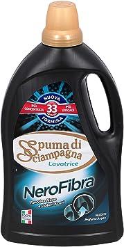 Spuma di Ciampagna - NeroFibra - Detergente líquido para ropa ...
