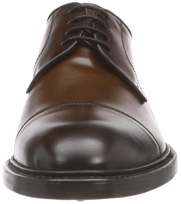 Lottusse LOTTUSSE HARRYS L6723 Zapatos con Cordones de Piel Hombre