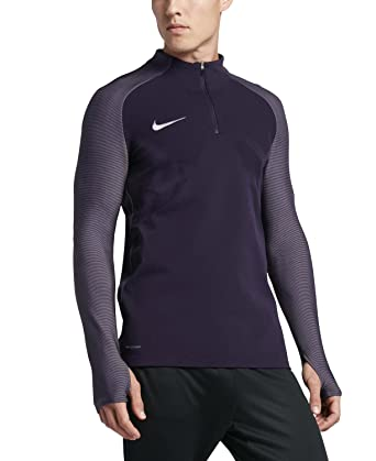 160a2997f Men's Nike Strike Aeroswift 1/4 Zip Soccer Drill Top Dri-Fit 807034 ...