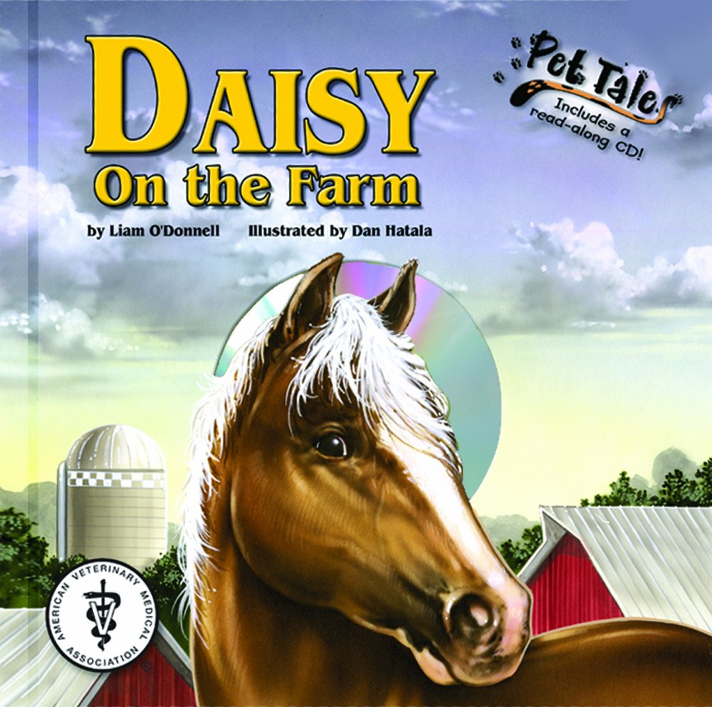 Daisy on the Farm - a Pet Tales Story (with audiobook CD) by Soundprints Corp Audio