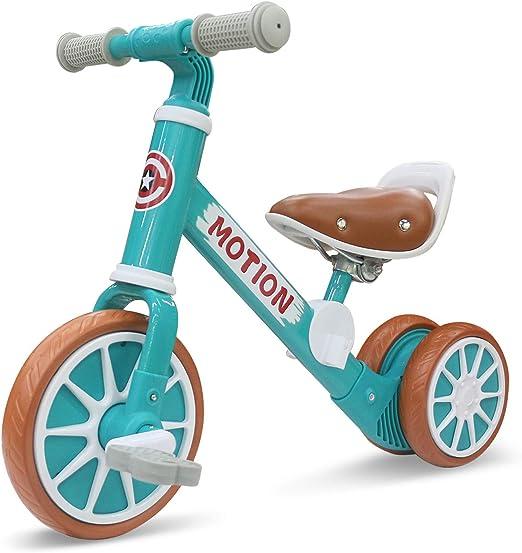 ANYWN Tricilos para Niños, 3 en 1 Un Bici polivalente, Triciclo ...