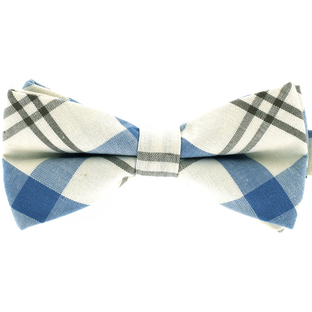 Tok Tok Designs/® Handmade Boys Bow Tie BK355, 100/% Cotton