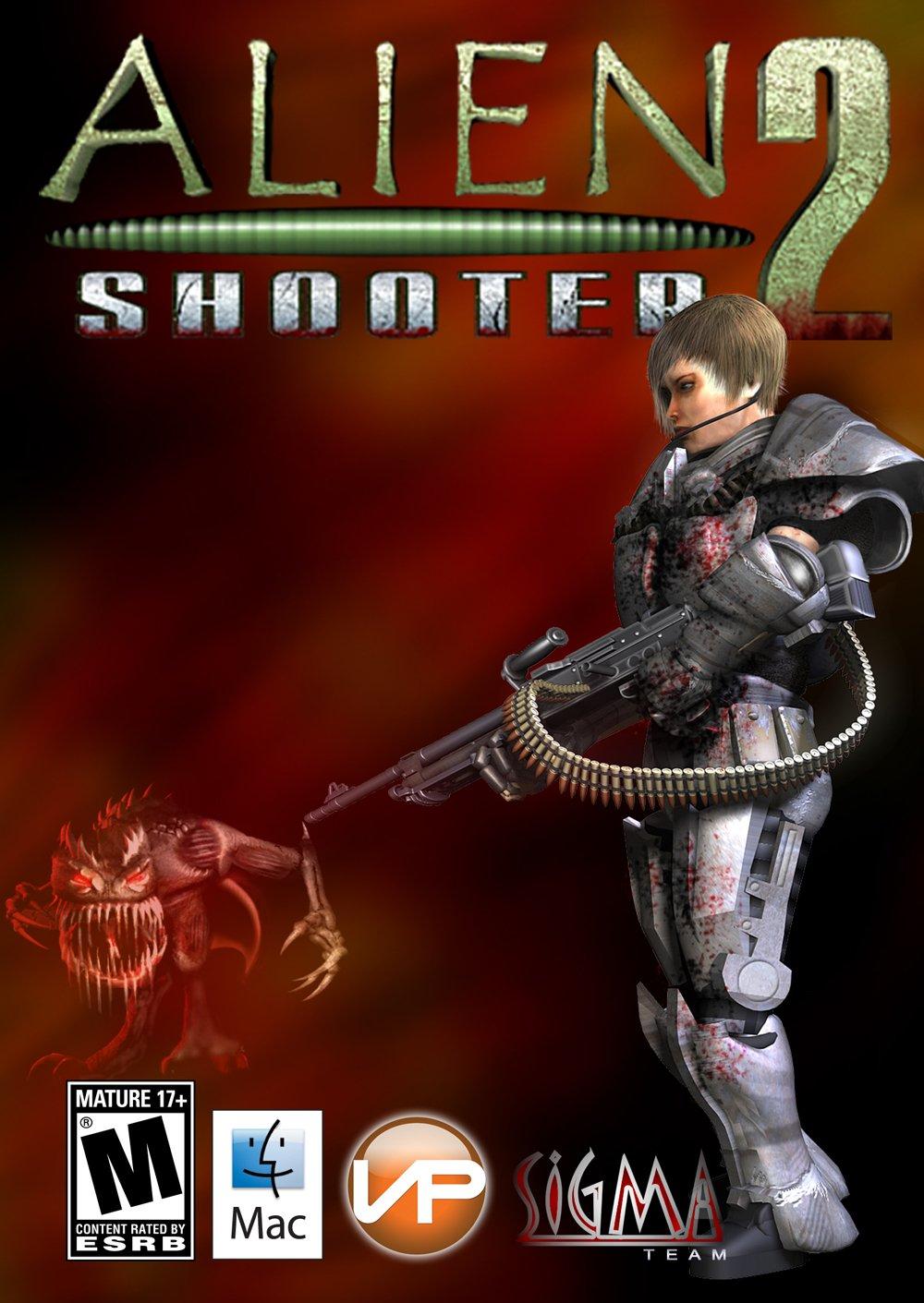 Alien Shooter 2 [Mac Download]