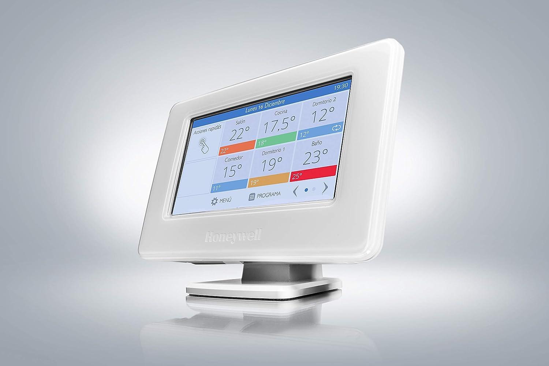 Honeywell evohome Wi-Fi Starter del paquete, 1 pieza, thr99 C3102: Amazon.es: Bricolaje y herramientas