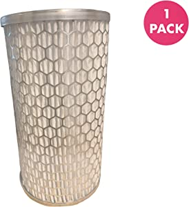 Think Crucial Molekule (TM) Replacement Post-Filter, Compatible with Gray Version 2.1 Air Cleaner Purifier Machine, Bulk Post Filters (1 Pack)
