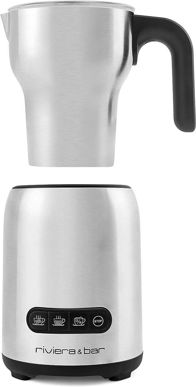 Riviera & Bar - Chocolatera y emulsionador de inducción (acero ...