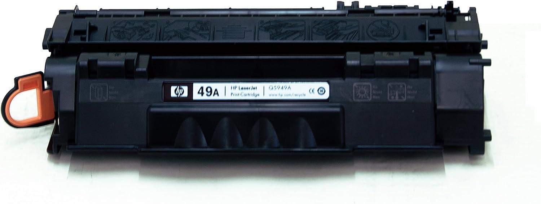 Hp Toner Original Q5949a 49a Schwarz 2500seiten Fuer Laserjet 1160 1320 1320n 1320nw 1320t 1320tn 3390 3392 Bürobedarf Schreibwaren