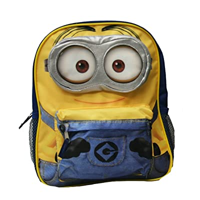 5Star-TD Despicable Me 2 - 12' Minion Backpack: Toys & Games