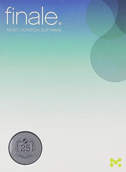 Amazon.com: Finale 2014 Music Notation Software - Professional ...