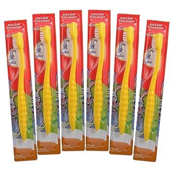 Amazon.com: Colgate - Cepillo de dientes para niños, Bunny ...