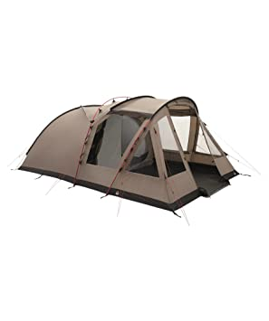 Robens Chalet 500 Tent beige/black 2017 tube tent  sc 1 st  Amazon UK & Robens Chalet 500 Tent beige/black 2017 tube tent: Amazon.co.uk ...