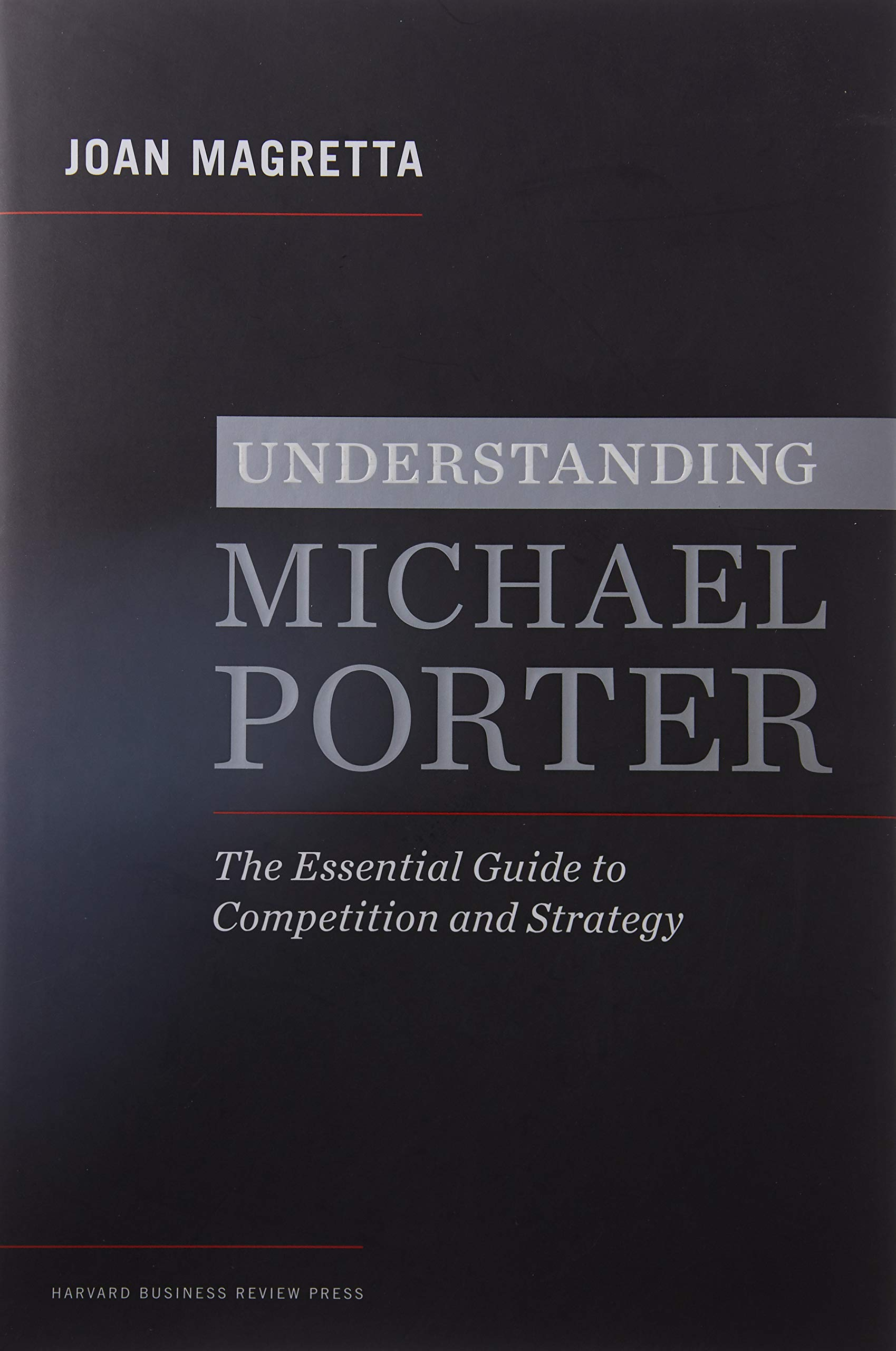 Picture of the Understanding, Michael Porter book cover