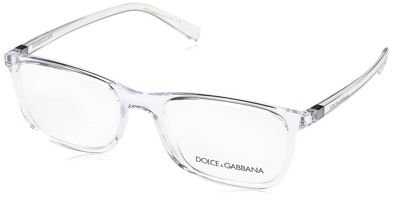 80b95c7f055 Amazon.com  Eyeglasses Dolce and Gabbana DG 5027 3133 CRYSTAL  Clothing
