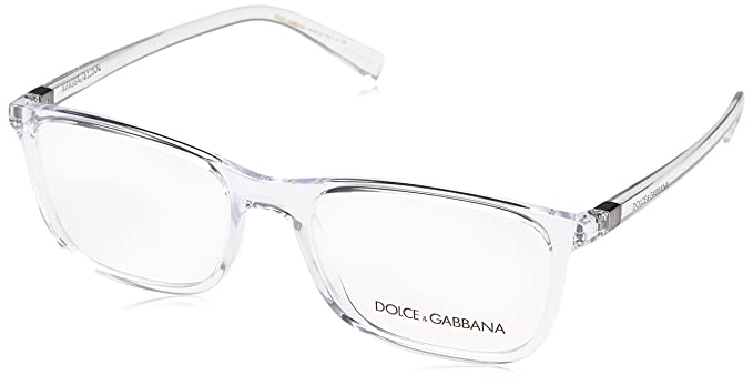 3c01710981 Image Unavailable. Image not available for. Color  Eyeglasses Dolce and Gabbana  DG 5027 3133 CRYSTAL