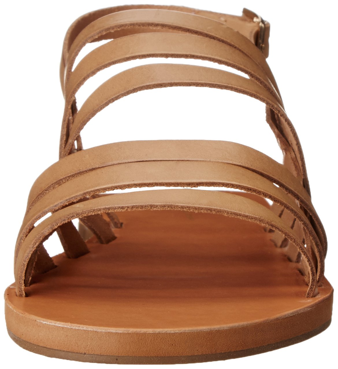 BC Footwear Tan, Women's Teacup Dress Sandal, Tan, Footwear 7 M US B015INTPH2 6 B(M) US|Tan 076914