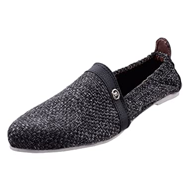 c1276da503a Kashish Men s Jute Loafers (6)  Buy Online at Low Prices in India ...