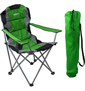 Pleasant Amazon Com Mac Sports Folding Padded Outdoor Club Camping Uwap Interior Chair Design Uwaporg