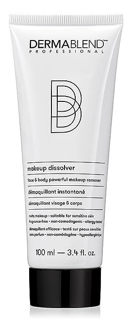 Amazon.com: Dermablend - Disolvente de maquillaje para cara ...