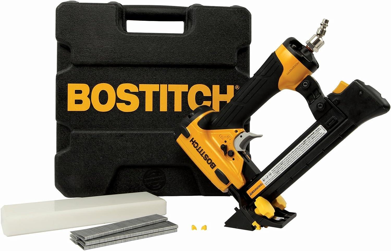 Bostitch Flooring Stapler For Engineered Hardwood Lhf2025k