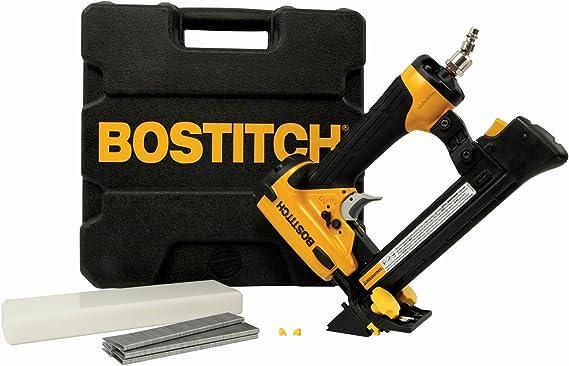 Bostitch lhf2025k engineered hardwood flooring stapler for sale.