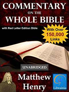 Matthew Henry's Commentary on the Whole Bible (Linked to