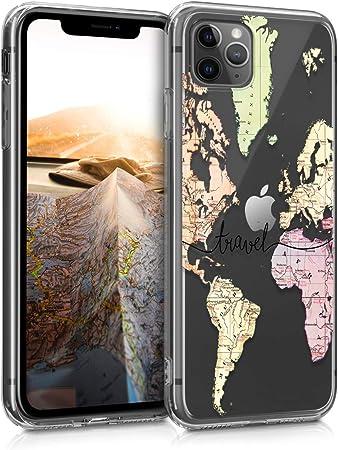 Kwmobile Hülle Kompatibel Mit Apple Iphone 11 Pro Max Elektronik