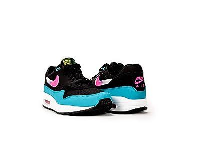 Nike Air Max 1 Jewel Black Silver   918354 001
