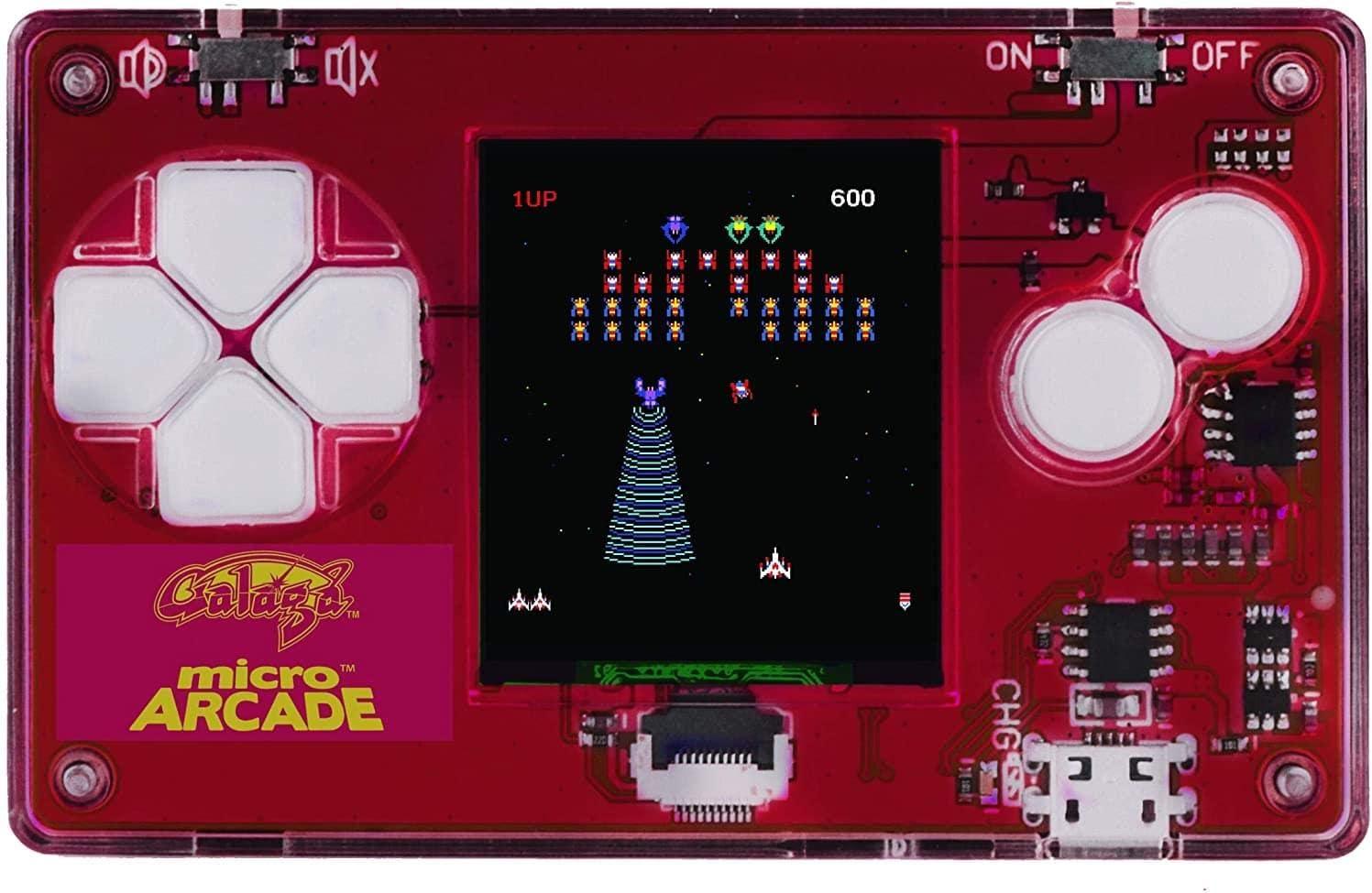 Millipede Combat and Surprise Bonus Game Micro Arcade Atari Series 3
