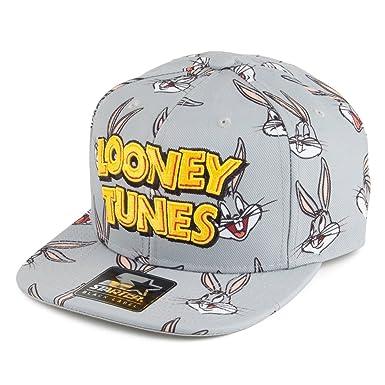 Starter Bugs Bunny Snapback Cap - Replay - Grey Adjustable  Amazon ... 631062458ec
