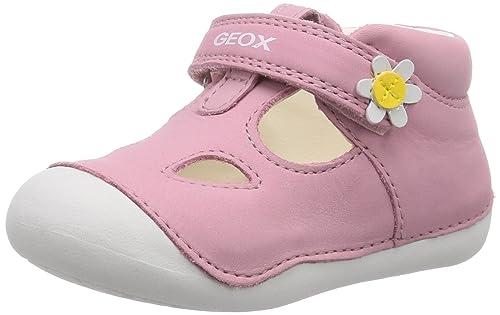 Primeros B Niña De Para Pasos Geox Tutim C Color Zapatos Cuero wIARxpqF