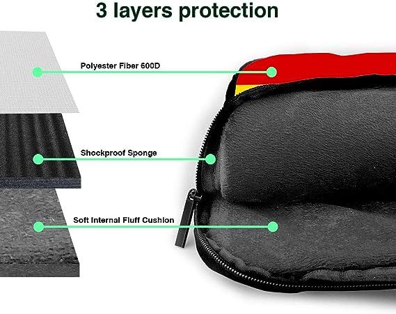 Flag of Kenya Laptop Bag One Shoulder Shockproof Laptop Bag