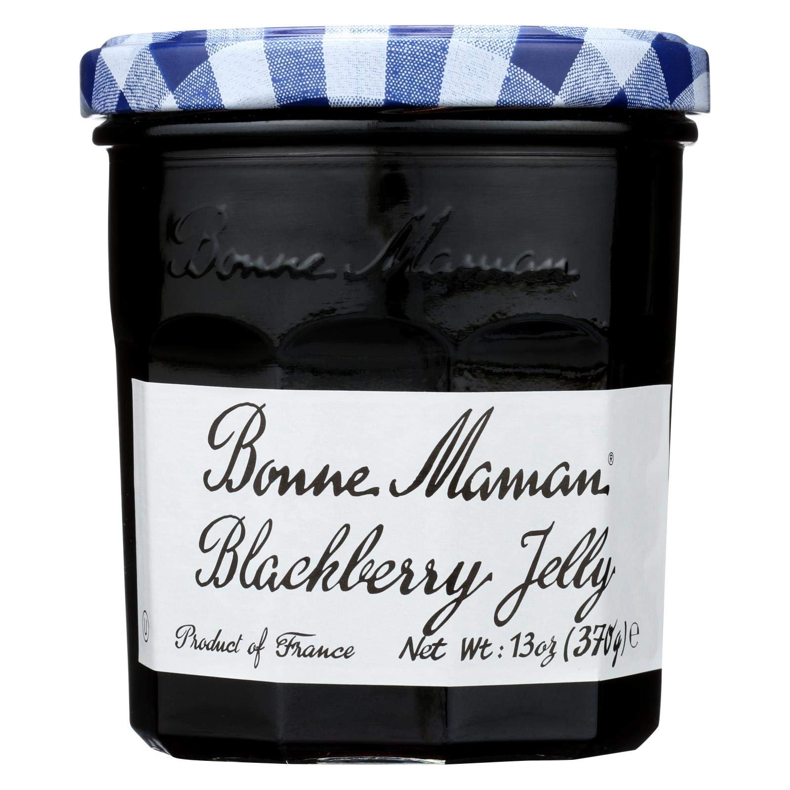 Blackberry Jelly 13 Ounces (Case of 6) by Bonne Maman