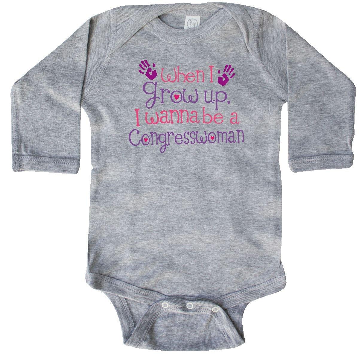 inktastic Future Congresswoman Girls Toddler T-Shirt