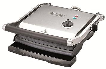 Gastroback Elektrogrill Test : Amazon.de: gastroback 42514 health smart grill pro kontaktgrill
